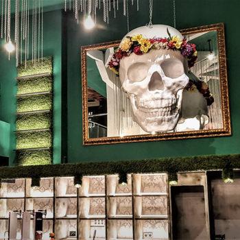 Diseño interior bar de copas La Lianta