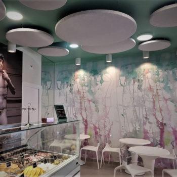 Diseño Interior Heladería Amarena